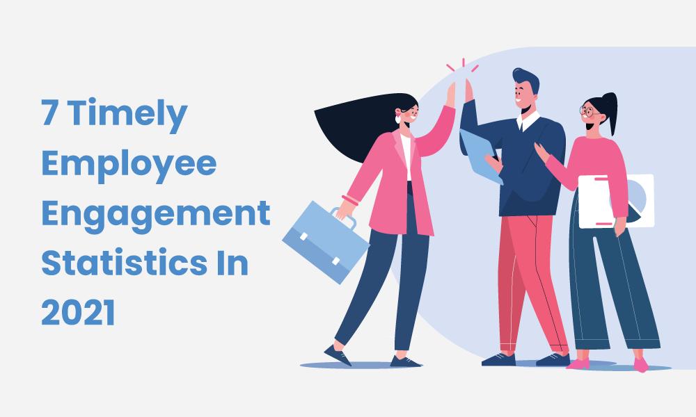 employee engagement statistics 2021