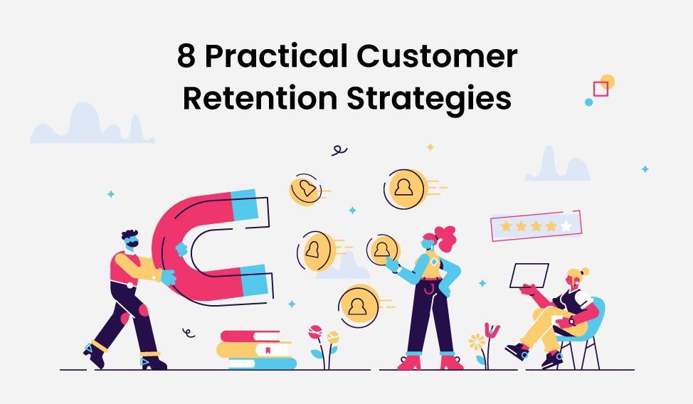 customer retention tips for businesses by Eber